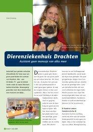 Een kijkje bij Dierenziekenhuis Drachten - Schwering Communicatie