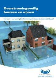 Overstromingsveilig bouwen en wonen - Integraal Waterbeleid