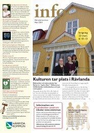 Info mars - Härryda kommun