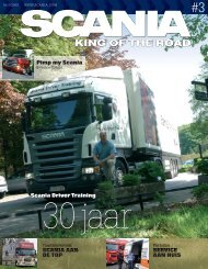 King of the Road #3 - Scania