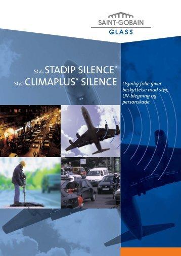 SGG STADIP SILENCE® - Scanglas