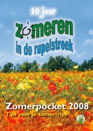 Zomeren in de Rupelstreek - FotoNiel