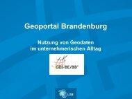 Vortrag PDF ca. 2,4 MByte - eBusiness-Lotse Ostbrandenburg