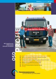 Nummer 3 Jaargang 5 juni 2007 Hét magazine voor ... - OSD signaal