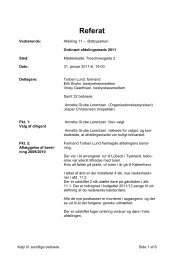 310111_Afdelingsmøde 2011.pdf - Østerbo