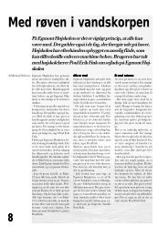 2 artikler om sport