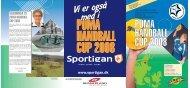 Puma Handball Cup (DK) - Pumacup.dk