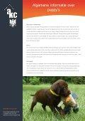 Algemene informatie over puppy's - Akc - Page 2