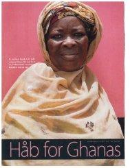 Håb for Ghanas stærke kvinder - Karin Ziersen - Forside