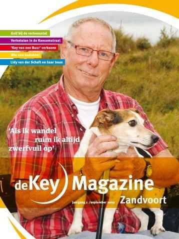 Download De Key Magazine Zandvoort editie september 2009