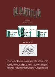De Partituur nummer 3.pdf - Het Rotterdams Opera Koor
