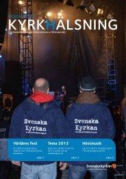 Kyrkhälsning 2012 nr 3 - Svedala församling
