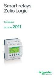 Smart relays Zelio Logic - advantech.ps