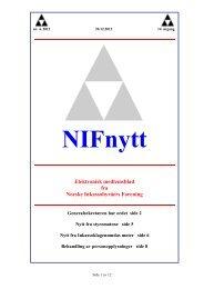 NR 4 / 2012 - Norske Inkassobyråers Forening