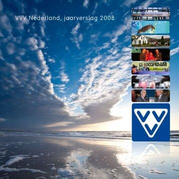 VVV Nederland, jaarverslag 2008
