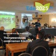 Het kookboek van de toekomst - Ede2025