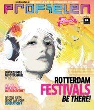 be there! - Profielen - Hogeschool Rotterdam