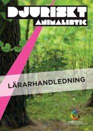 ANIMALISTIC - Norrköpings Visualiseringscenter C