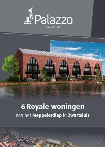Download hier de verkoopbrochure Palazzo Zwartsluis