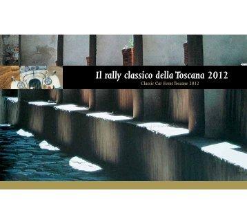 Il rally classico della Toscana 2012 - Chrome