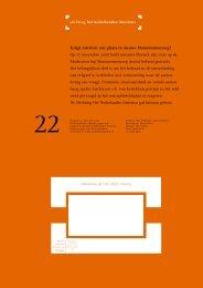 SHNI Nieuwsbrief 22, gepubliceerd februari 2009 - Stichting Het ...