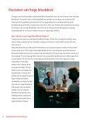 Hoge bloeddruk (Uitgave Hartstichting) - Neurologie Zeeland - Page 6