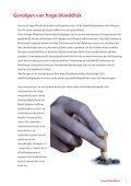Hoge bloeddruk (Uitgave Hartstichting) - Neurologie Zeeland - Page 7
