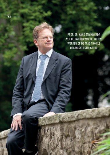 Interview Hans Strikwerda - Nolan, Norton & Co.