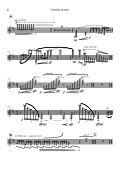001 bass clarinet - Bass Clarinet - Promethean Editions - Page 7