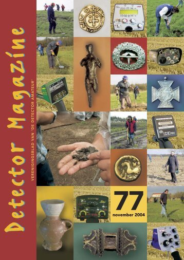 Detector Magazine 77 - De Detector Amateur