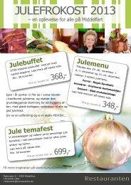 JuleFrokost 2013 - Kursuscentre
