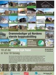 Drømmeboliger på Nordens største byggeudstilling D s 18 af de ...