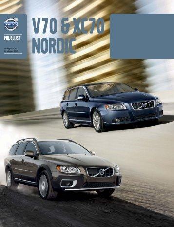 PRIJSLIJST - SERVA Volvo