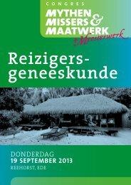 MMM congres Reizigersgeneeskunde - Mmmig.nl