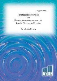 En utvärdering (2006:1) - ÅSUB