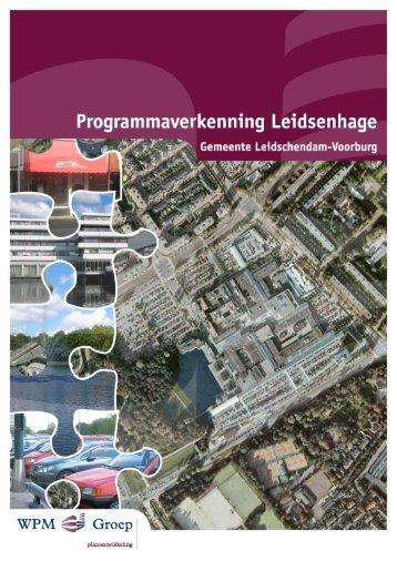Programmaverkenning - Gemeente Leidschendam-Voorburg