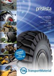 Se prislistan för 2013 här - Nordson Import