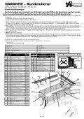 350x650 - H126 cm - SUNI Kft. - Page 7