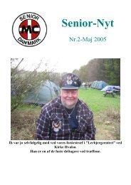 Nr.2 Maj. - Senior MC Danmark