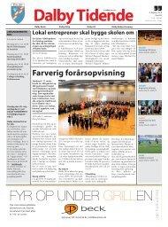 FYR OP UNDER GRILLEN - Dalby Skole - Kolding Kommune
