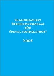 SpINAL MUskELATROFI - Universitetssykehuset Nord-Norge