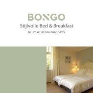 Stijlvolle Bed & Breakfast - Bongo