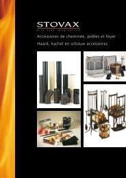 Haard, kachel en schouw accessoires - Brochures