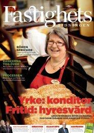 Nr 2, 2011 - Fastighetstidningen