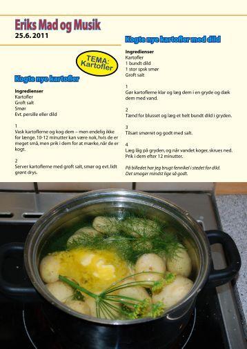 Juni: Kartofler