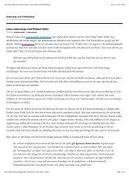 Leka vetenskap med Robert Hahn | Vetenskap och Folkbildning