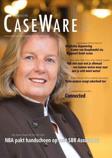 159412 CaseWare Magazine -uitgave juni 2013 -