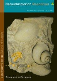 nhm 04 april2012 - Natuurhistorisch Genootschap in Limburg