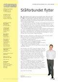 Moderna stålbroar # Vindkraftverk till havs # Energibesparande plåt ... - Page 5