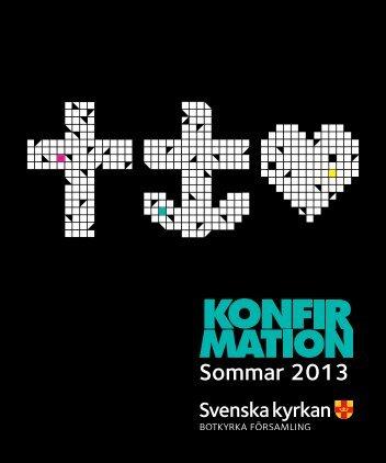 sommarkonfirmander 2013 - Ung i Botkyrka